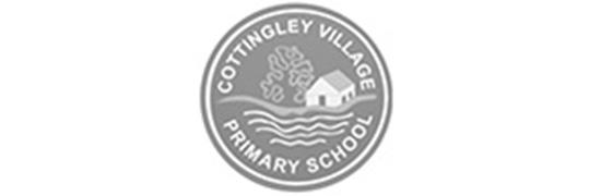 Cottingley Village Primary School Logo